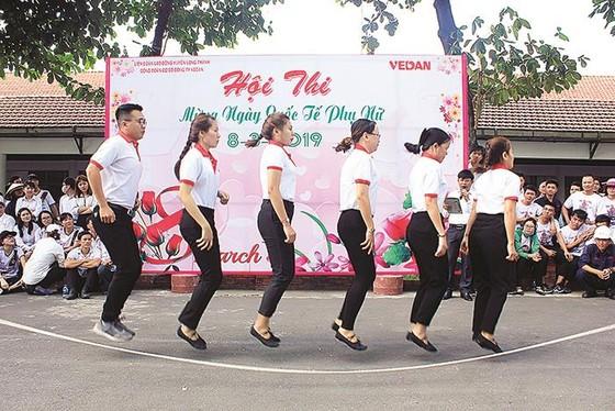 Vedan Việt Nam tổ chức các hoạt động chào mừng ngày Quốc tế Phụ nữ 8-3 ảnh 2