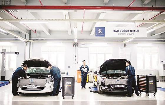 Mua xe Peugeot 5008, 3008 hưởng chế độ bảo hành 5 năm chính hãng ảnh 1