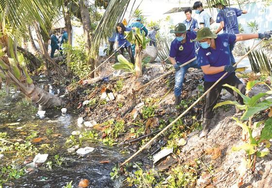 Tình nguyện vì môi trường ảnh 7