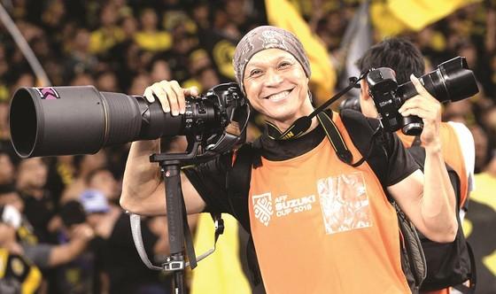 Nghệ sĩ nhiếp ảnh Nguyễn Á: Tránh lối mòn và không ngừng sáng tạo  ảnh 1
