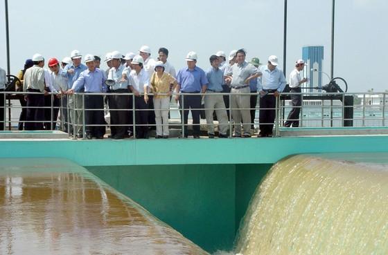 15 năm Tân Hiệp đưa nước sạch đến người dân  ảnh 1