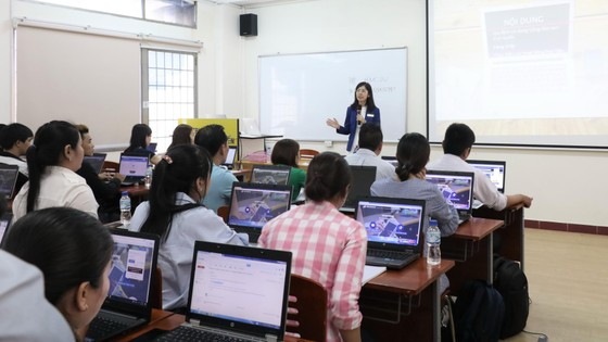 Xây dựng tài nguyên giáo dục mở quốc gia ảnh 1