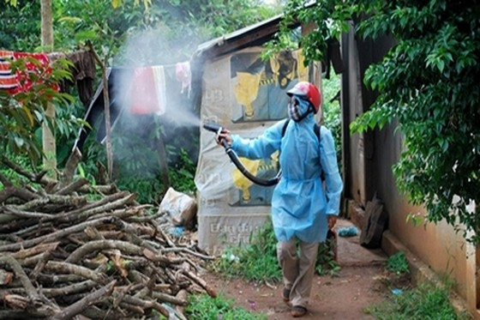 Phòng tránh bệnh sốt rét trước nguy cơ bùng phát thành dịch ảnh 2