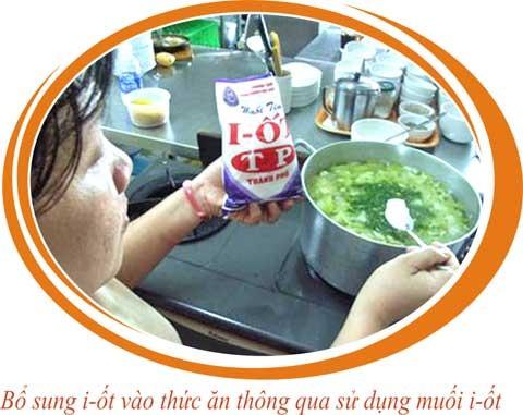 Việt Nam nằm trong số 19 nước trên thế giới có tình trạng thiếu i-ốt tồi tệ nhất ảnh 1