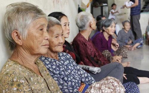 Già hóa dân số - Những vấn đề cần đặt ra ảnh 1