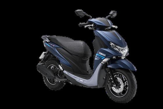"""Công ty Yamaha Motor Việt Nam chính thức giới thiệu mẫu xe tay ga FreeGo 125cc với thông điệp """"Thỏa chí tung hoành"""". ảnh 2"""