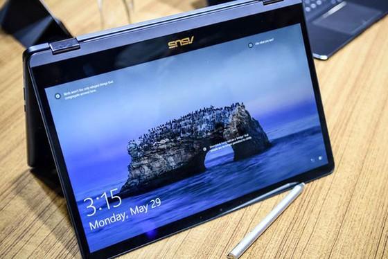 Asus phô diễn loạt ZenBook siêu mỏng tại Computex 2017 - ảnh 3