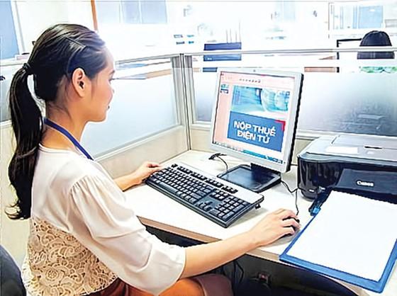 Kết nối điện tử người nộp và cơ quan thuế ảnh 1