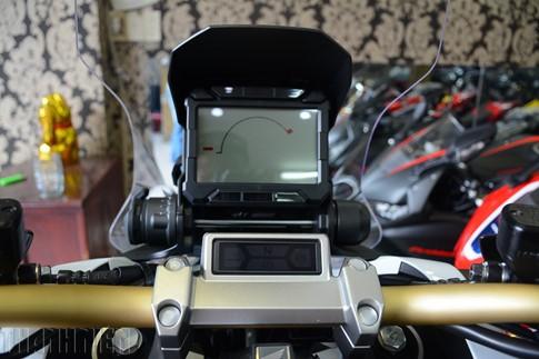 Xe tay ga Honda X-ADV về Việt Nam, giá 590 triệu đồng - ảnh 15