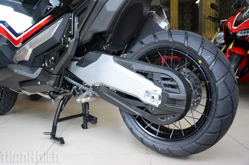 Xe tay ga Honda X-ADV về Việt Nam, giá 590 triệu đồng - ảnh 12