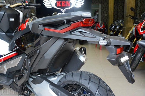 Xe tay ga Honda X-ADV về Việt Nam, giá 590 triệu đồng - ảnh 13