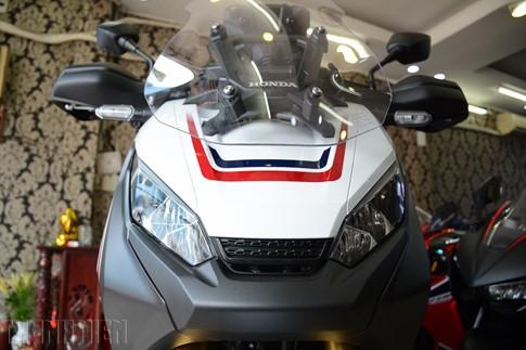 Xe tay ga Honda X-ADV về Việt Nam, giá 590 triệu đồng - ảnh 6
