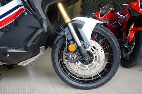 Xe tay ga Honda X-ADV về Việt Nam, giá 590 triệu đồng - ảnh 8
