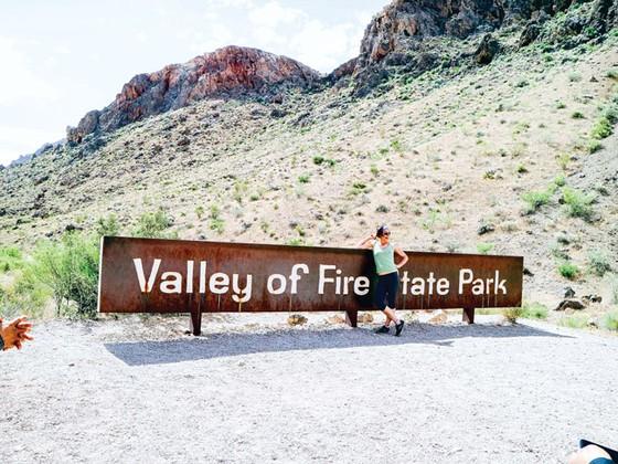 Độc đáo Thung lũng Lửa ảnh 2