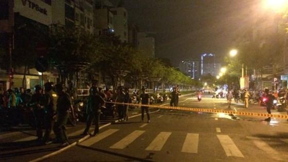 Cháy kinh hoàng tại kho chứa hàng gần Cảng Sài Gòn ở quận 4 ảnh 5