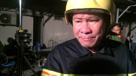 Cháy kinh hoàng tại kho chứa hàng gần Cảng Sài Gòn ở quận 4 ảnh 7