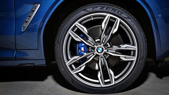 Chi tiet SUV hang sang co nho BMW X3 2018 vua ra mat hinh anh 8