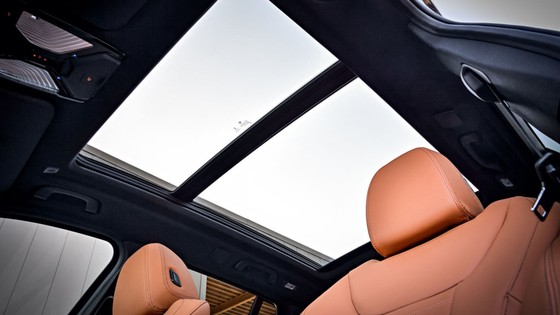 Chi tiet SUV hang sang co nho BMW X3 2018 vua ra mat hinh anh 12