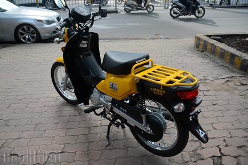 'Hậu bối' của Honda Cub huyền thoại trở lại Việt Nam - ảnh 3