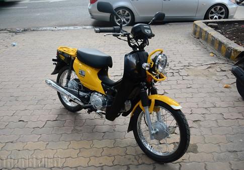 'Hậu bối' của Honda Cub huyền thoại trở lại Việt Nam - ảnh 7
