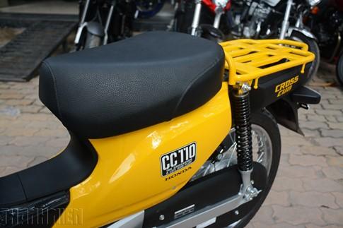 'Hậu bối' của Honda Cub huyền thoại trở lại Việt Nam - ảnh 11