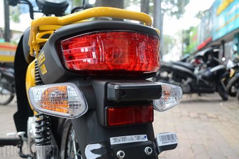 'Hậu bối' của Honda Cub huyền thoại trở lại Việt Nam - ảnh 10