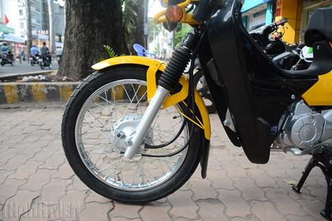 'Hậu bối' của Honda Cub huyền thoại trở lại Việt Nam - ảnh 9