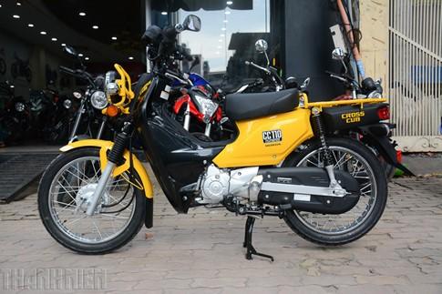 'Hậu bối' của Honda Cub huyền thoại trở lại Việt Nam - ảnh 4
