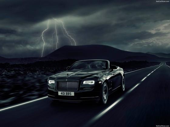 Rolls-Royce Dawn Black Badge - xe sieu sang cho dai gia tre hinh anh 2