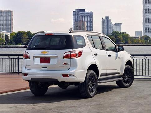 GM nhập Chevrolet Trailblazer về Việt Nam, cạnh tranh Toyota Fortuner - ảnh 2