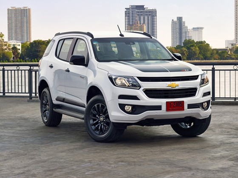 GM nhập Chevrolet Trailblazer về Việt Nam, cạnh tranh Toyota Fortuner - ảnh 1