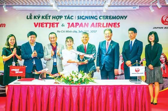 Vietjet - Bứt phá tăng trưởng kinh doanh ảnh 1