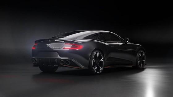"""Aston Martin Vanquish S """"tạm biệt"""" bằng phiên bản đặc biệt - Ảnh 2."""