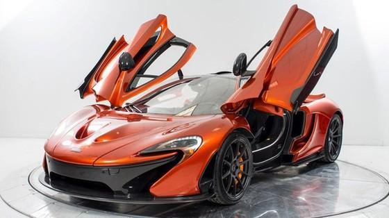 Siêu xe McLaren P1 lăn bánh ít nhất thế giới có giá 2,4 triệu USD