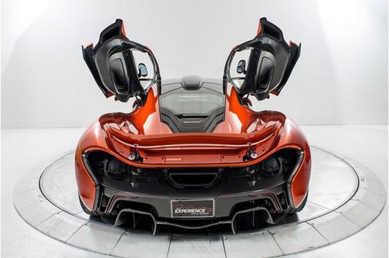 Siêu xe McLaren P1 lăn bánh ít nhất thế giới có giá 2,4 triệu USD - Ảnh 7.