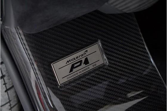 Siêu xe McLaren P1 lăn bánh ít nhất thế giới có giá 2,4 triệu USD - Ảnh 8.