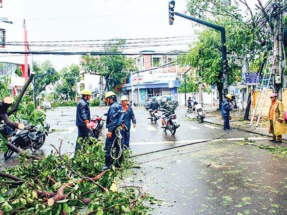 Khánh Hòa, Phú Yên - dồn sức khắc phục hậu quả bão ảnh 2