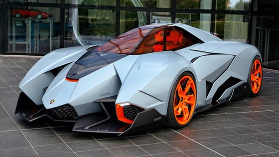 Điểm lại những concept Lamborghini táo bạo nhất trước thềm ra mắt Urus - Ảnh 3.