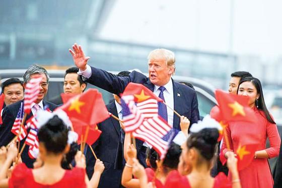 """Tổng thống Donald Trump: Tiêu điểm """"nước Mỹ trên hết"""" ảnh 1"""