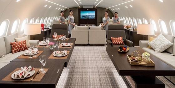 Ben trong Boeing 787 Dreamliner tri gia 300 trieu USD hinh anh 5