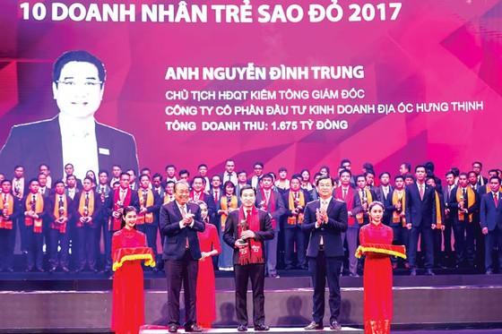 Ấn tượng doanh nhân Nguyễn Đình Trung ảnh 2