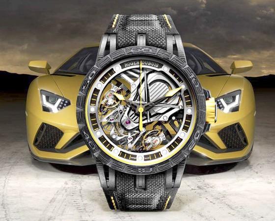 In 3D thay đổi công nghiệp đồng hồ Thụy Sĩ ảnh 1