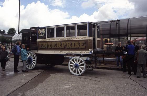 Những chiếc ô tô đầu tiên trên thế giới - Ảnh 1.