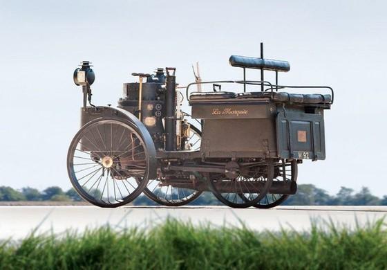 Những chiếc ô tô đầu tiên trên thế giới - Ảnh 3.