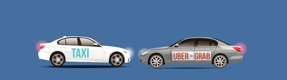 Taxi - cuộc cạnh tranh chưa có hồi kết ảnh 1