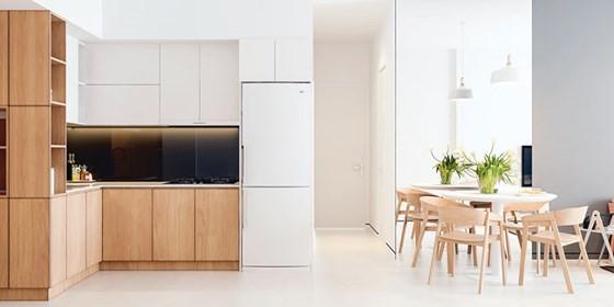 Xu hướng thiết kế căn hộ tầm trung ảnh 2