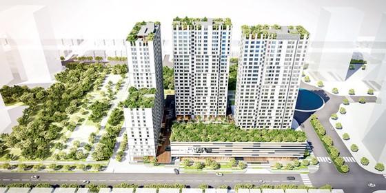 Xu hướng thiết kế căn hộ tầm trung ảnh 1