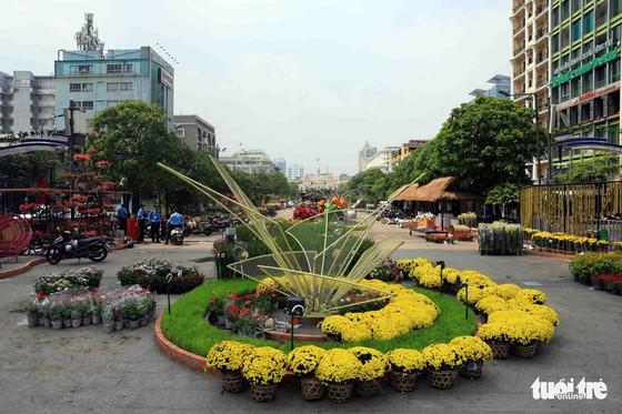 Chó Phú Quốc nổi bật ở đường hoa Nguyễn Huệ - Ảnh 20.