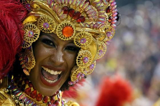 Choáng ngợp với Carnaval Rio đầy màu sắc và quyến rũ - Ảnh 9.