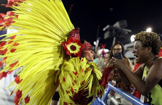 Choáng ngợp với Carnaval Rio đầy màu sắc và quyến rũ - Ảnh 10.
